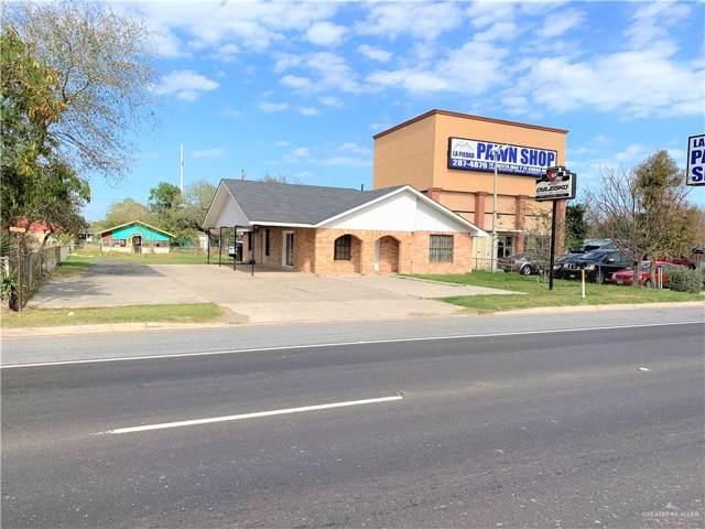 913 Monte Cristo Road, Edinburg, TX 78541 (MLS #327287) :: BIG Realty
