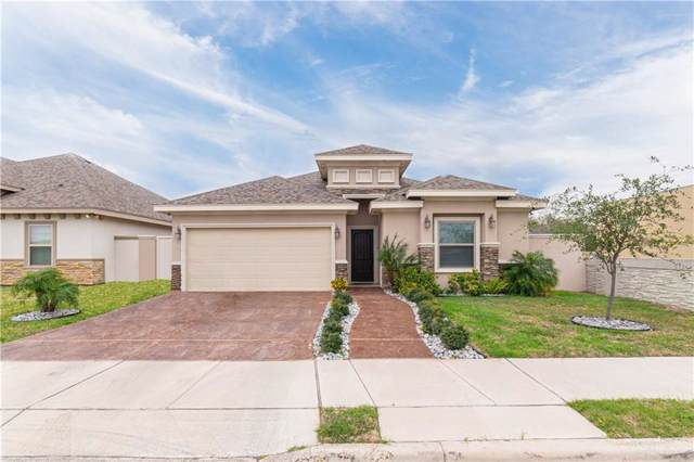 2201 Chance Drive, Edinburg, TX 78539 (MLS #327328) :: The Ryan & Brian Real Estate Team