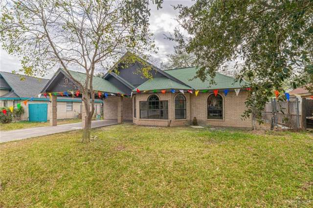 2208 Datil Street, Hidalgo, TX 78557 (MLS #327342) :: The Ryan & Brian Real Estate Team