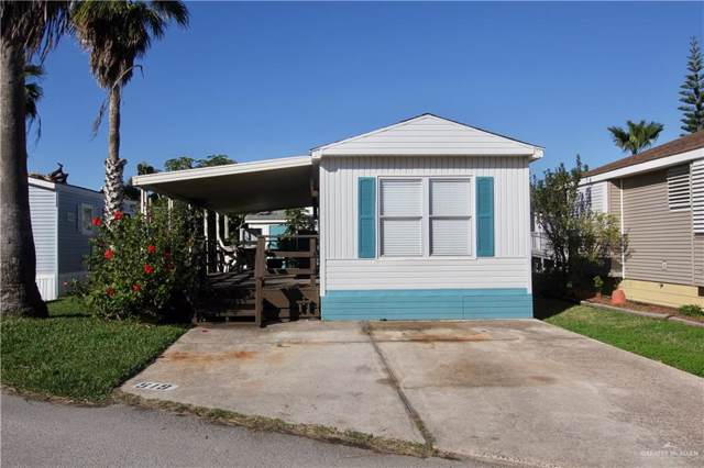 519 W Clam Circle, Port Isabel, TX 78578 (MLS #327347) :: Jinks Realty
