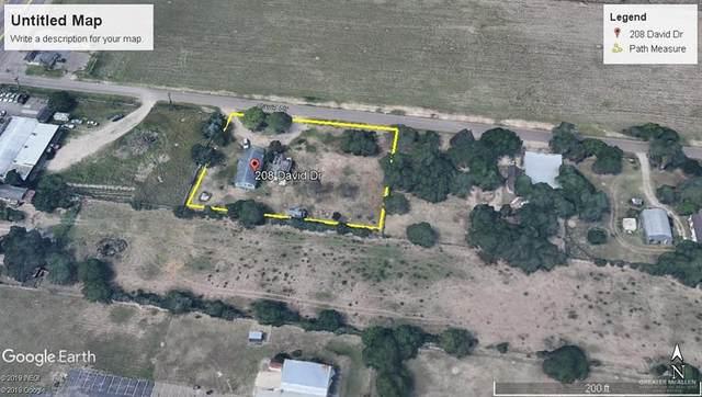 208 E David Drive, Edinburg, TX 78539 (MLS #327378) :: The Ryan & Brian Real Estate Team