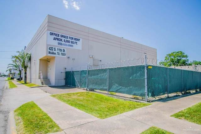 422 S 11th Street, Mcallen, TX 78501 (MLS #327412) :: The Ryan & Brian Real Estate Team