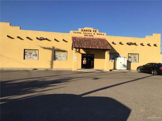 310 Veterans Boulevard, Palmview, TX 78572 (MLS #328433) :: HSRGV Group