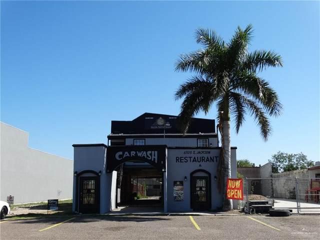 6705 S Jackson Road, Pharr, TX 78577 (MLS #328438) :: Imperio Real Estate
