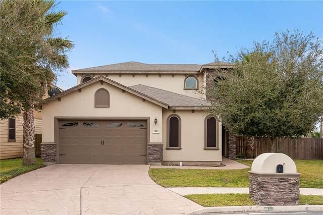 1801 Lazaro Street, Edinburg, TX 78542 (MLS #328452) :: The Ryan & Brian Real Estate Team