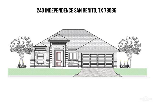 240 Independence Avenue, San Benito, TX 78586 (MLS #328453) :: The Maggie Harris Team