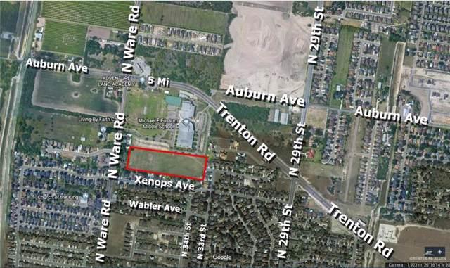 0 Ware Road, Mcallen, TX 78504 (MLS #328505) :: The Ryan & Brian Real Estate Team
