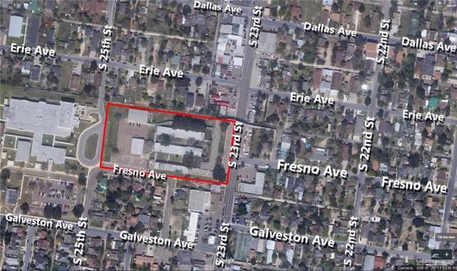 520 S 23rd Street, Mcallen, TX 78501 (MLS #328507) :: The Ryan & Brian Real Estate Team