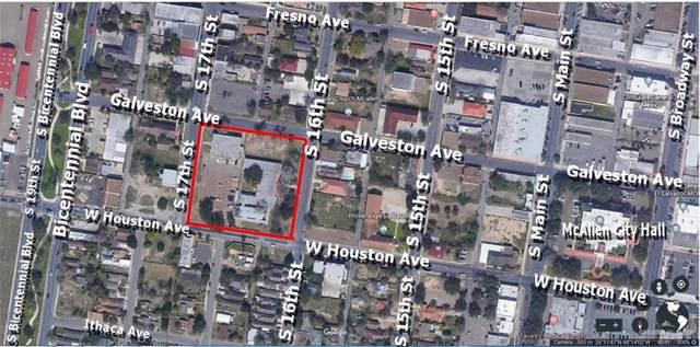 701 S Galveston Avenue, Mcallen, TX 78501 (MLS #328509) :: Realty Executives Rio Grande Valley