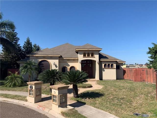 1402 W Park Drive, Pharr, TX 78577 (MLS #328533) :: The Ryan & Brian Real Estate Team