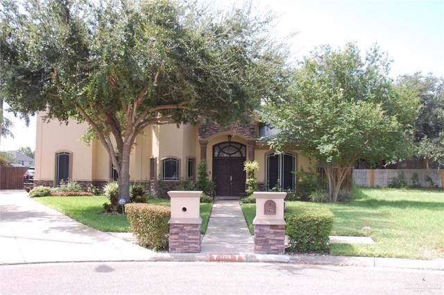 1708 Stonegate Drive, Mission, TX 78574 (MLS #328543) :: Jinks Realty