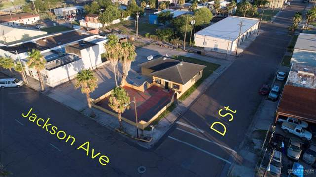421 W Jackson Street, Harlingen, TX 78550 (MLS #328555) :: BIG Realty