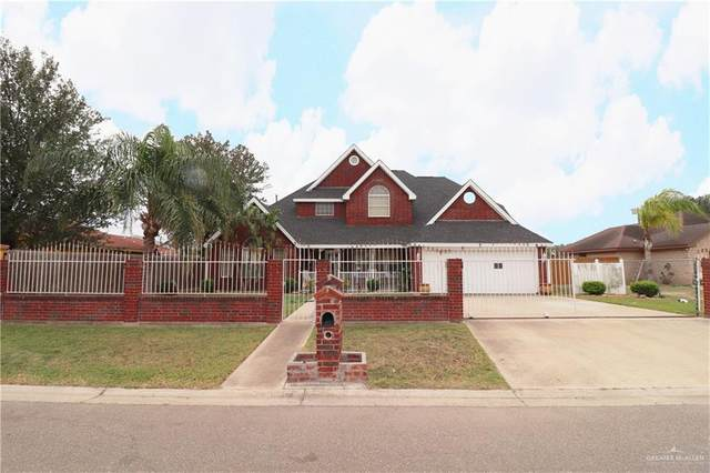 2819 Loma Linda Circle S, Palmview, TX 78572 (MLS #328609) :: The Maggie Harris Team