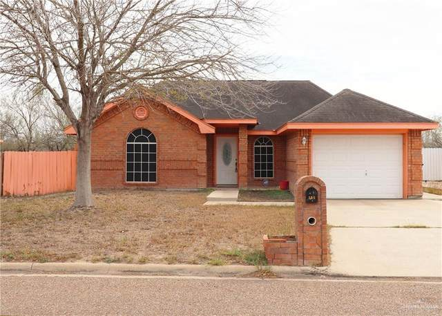 205 Rancho El Coyote Street, La Joya, TX 78560 (MLS #328612) :: The Ryan & Brian Real Estate Team