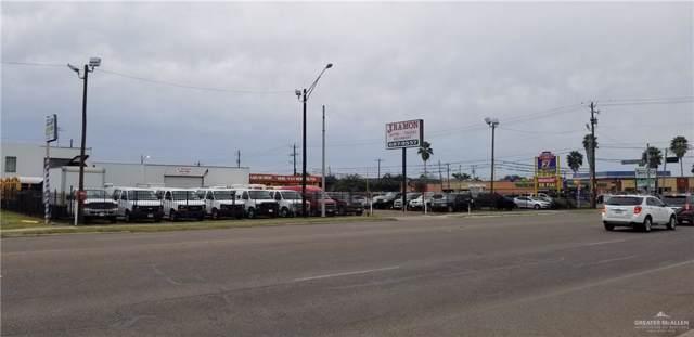 2700 S 23rd Street, Mcallen, TX 78503 (MLS #328613) :: Jinks Realty