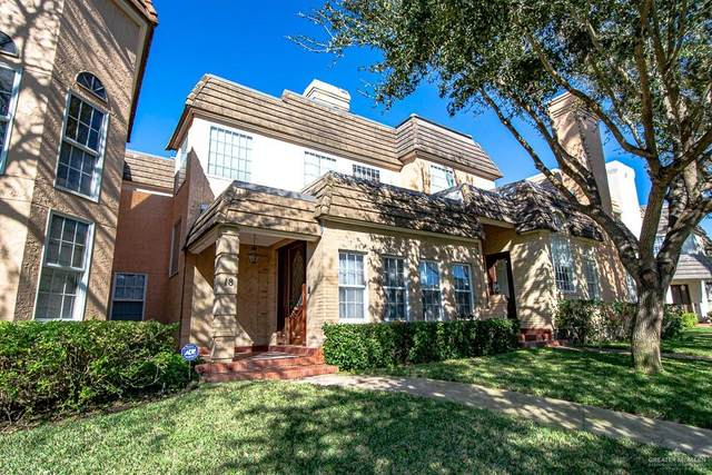 3100 S 2nd Street #18, Mcallen, TX 78503 (MLS #328626) :: eReal Estate Depot
