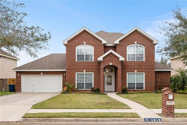 4215 Lula Street, Edinburg, TX 78539 (MLS #328659) :: The Ryan & Brian Real Estate Team