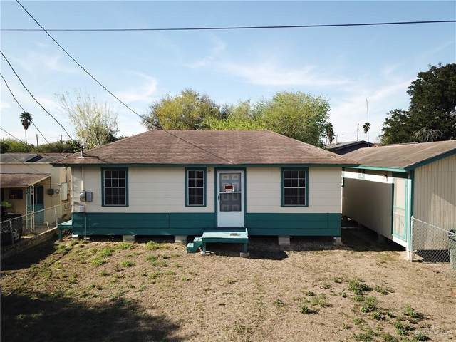 607 E Jefferson Avenue, Roma, TX 78584 (MLS #328675) :: Jinks Realty