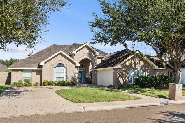 2605 Ponderosa Drive, Mission, TX 78572 (MLS #328701) :: The Ryan & Brian Real Estate Team