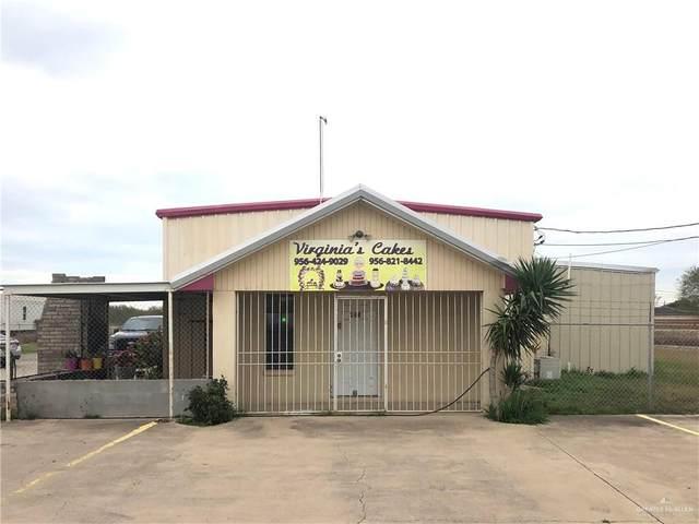 709 Tom Gill Road, Penitas, TX 78576 (MLS #328703) :: eReal Estate Depot
