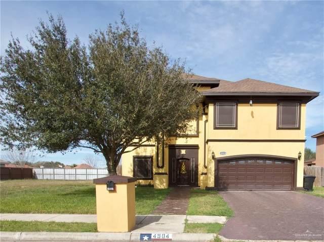 4904 La Vista Street, Mcallen, TX 78501 (MLS #328705) :: Jinks Realty