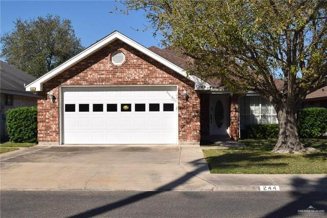 244 Diana Drive, Alamo, TX 78516 (MLS #328786) :: The Ryan & Brian Real Estate Team