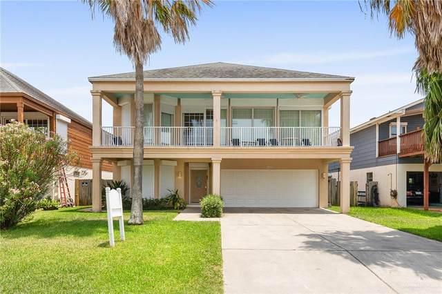 209 W Hibiscus Street, South Padre Island, TX 78597 (MLS #328788) :: The Ryan & Brian Real Estate Team