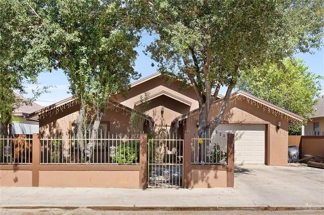 2719 Bronco Street, Roma, TX 78584 (MLS #328801) :: The Ryan & Brian Real Estate Team