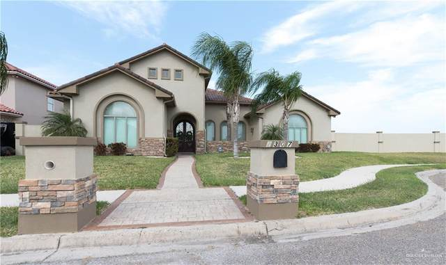 2307 W Hampton Avenue, Edinburg, TX 78539 (MLS #328864) :: The Ryan & Brian Real Estate Team
