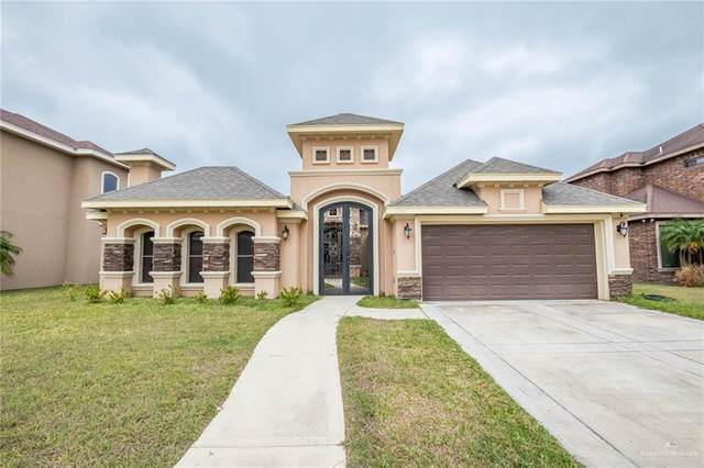 1327 Eva Street, Edinburg, TX 78539 (MLS #328916) :: The Ryan & Brian Real Estate Team