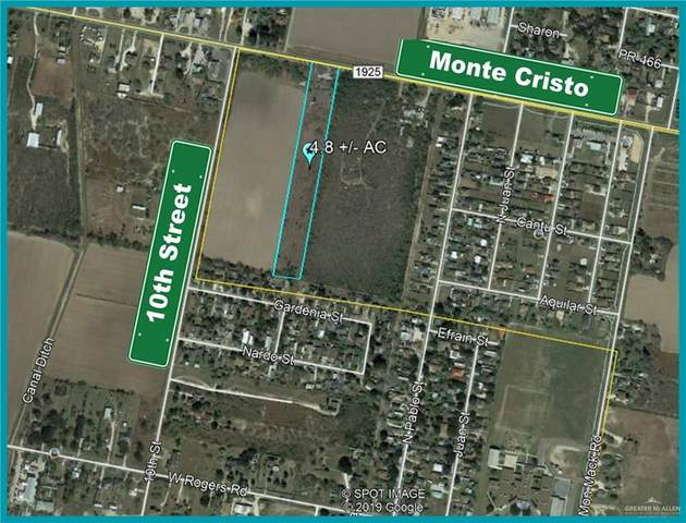 4202 W Monte Cristo Road, Edinburg, TX 78541 (MLS #328955) :: eReal Estate Depot