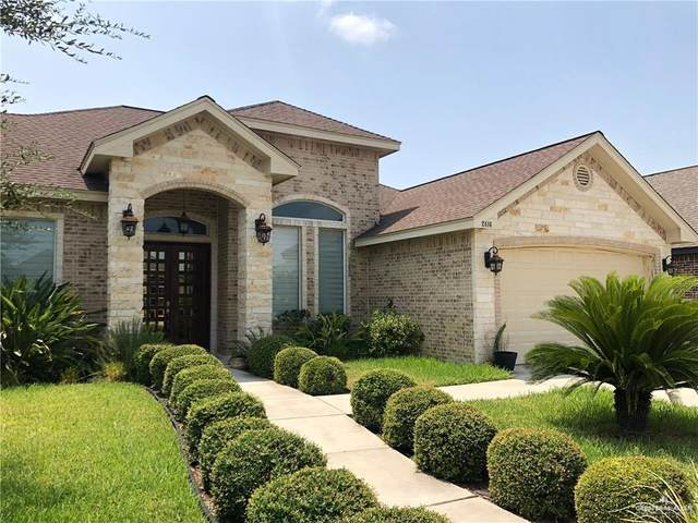 2416 Nicole Drive, Mission, TX 78574 (MLS #329014) :: Jinks Realty