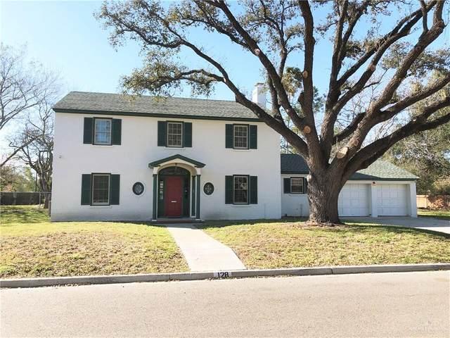 128 Austin Boulevard, Edinburg, TX 78539 (MLS #329021) :: The Ryan & Brian Real Estate Team