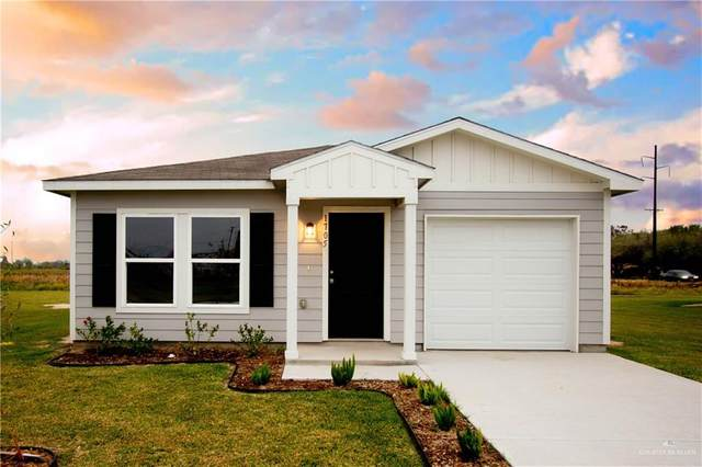 1705 Buen Camino Avenue, Weslaco, TX 78596 (MLS #329071) :: The Ryan & Brian Real Estate Team