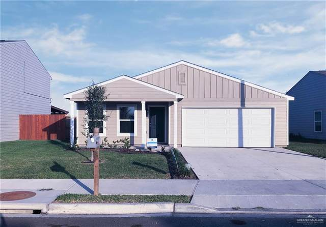 602 Eastwood Street, Edinburg, TX 78542 (MLS #329083) :: BIG Realty