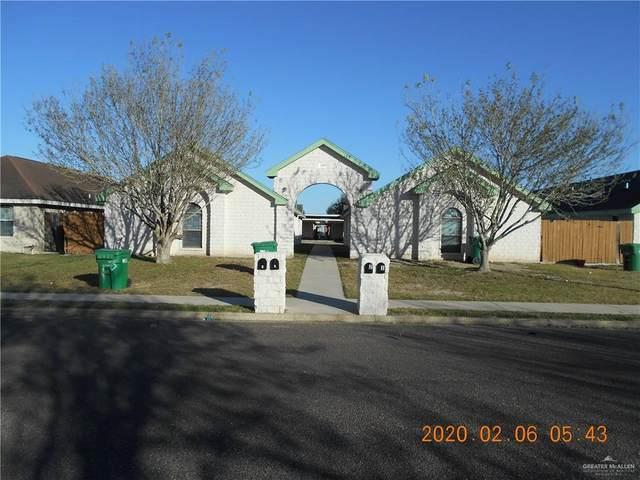 2200 N Erica Street, Pharr, TX 78577 (MLS #329092) :: The Ryan & Brian Real Estate Team
