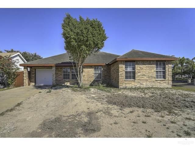 1011 E Dawson Lane, Mission, TX 78574 (MLS #329093) :: The Maggie Harris Team