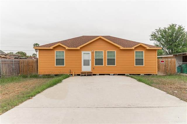 110 W Falcon Avenue, Pharr, TX 78577 (MLS #329104) :: eReal Estate Depot