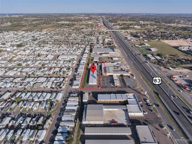7208 W Expressway 83 Highway, Mission, TX 78572 (MLS #329136) :: Realty Executives Rio Grande Valley