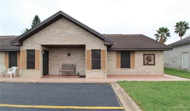 1410 Circle Drive, Mission, TX 78572 (MLS #329147) :: The Ryan & Brian Real Estate Team