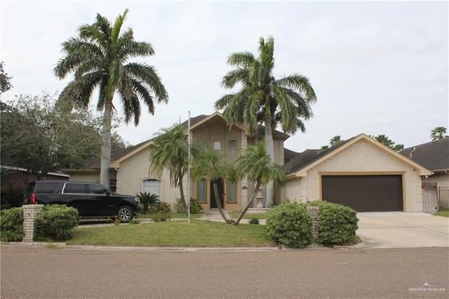 3405 Oakmont Drive, Harlingen, TX 78550 (MLS #329202) :: The Ryan & Brian Real Estate Team