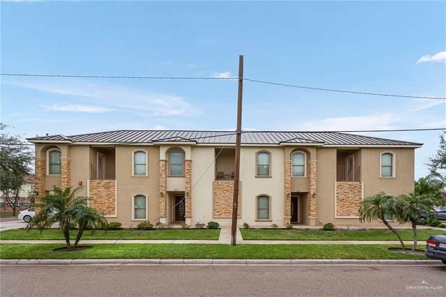 205 S 1st Avenue #203, Edinburg, TX 78539 (MLS #329224) :: The Ryan & Brian Real Estate Team