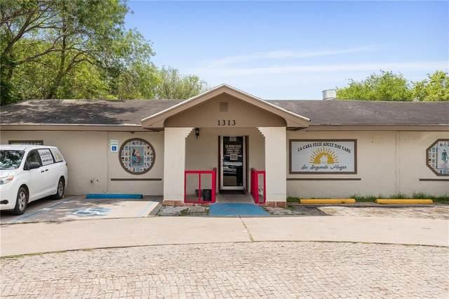 1313 S Veterans Boulevard, Edinburg, TX 78539 (MLS #329230) :: The Ryan & Brian Real Estate Team