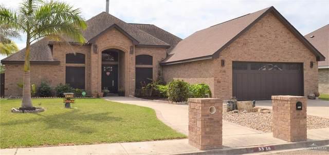 3316 Princess Street, Edinburg, TX 78539 (MLS #329240) :: The Ryan & Brian Real Estate Team