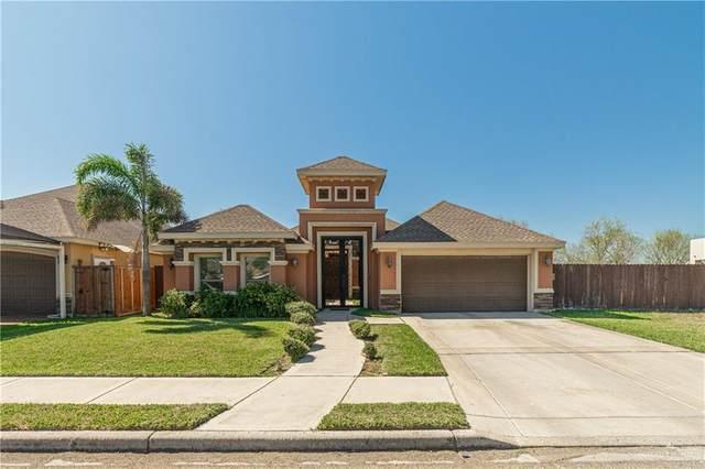 521 W El Cielo Street, Pharr, TX 78577 (MLS #329245) :: eReal Estate Depot