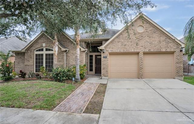 3006 San Angelo Street, Mission, TX 78572 (MLS #329293) :: Realty Executives Rio Grande Valley