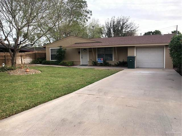 1410 Chaparral Street, Harlingen, TX 78550 (MLS #329329) :: Realty Executives Rio Grande Valley