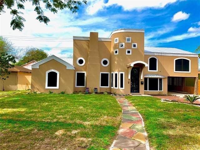 615 N 15th Street, Mcallen, TX 78501 (MLS #329335) :: The Ryan & Brian Real Estate Team