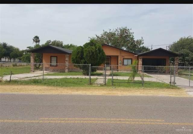 3319 Zarate Street, Penitas, TX 78576 (MLS #329342) :: The Ryan & Brian Real Estate Team