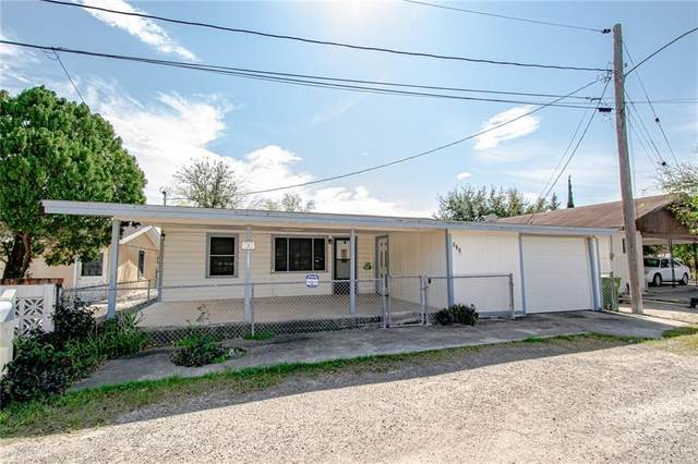 512 W Guerra Street, Rio Grande City, TX 78582 (MLS #329410) :: Realty Executives Rio Grande Valley